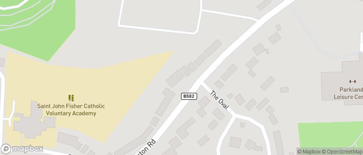 Oadby Wyggs RFC, Oval Park, Wigston Road, Leicester