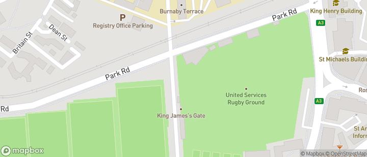 Burnaby Road PO1 2EJ