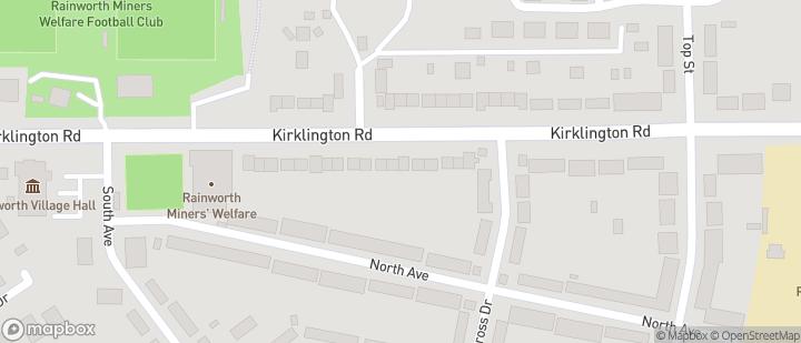 Rainworth Miners Welfare [Kirklington Road]