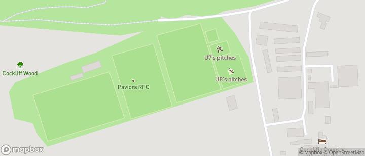 Paviors Rugby Club