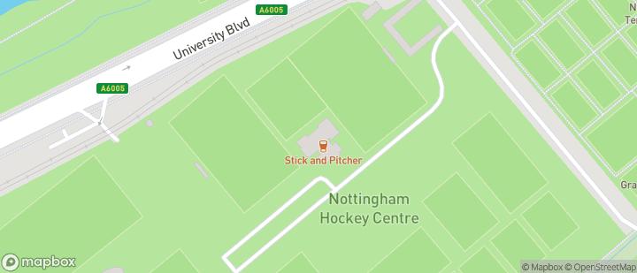 Nottingham Hockey Centre