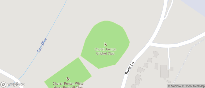 Church Fenton CC