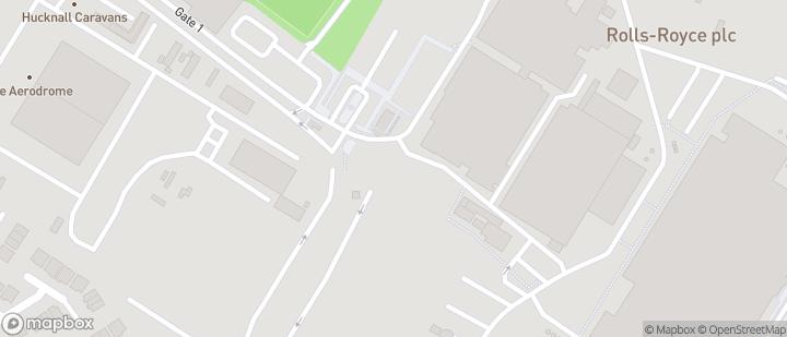 Rolls Royce, Hucknall