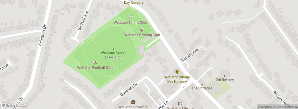 Wollaton Football Club Wollaton Sports Association