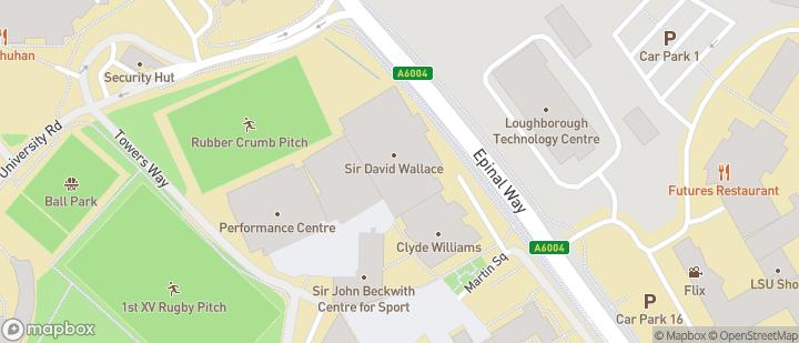 David Wallace Sports Centre