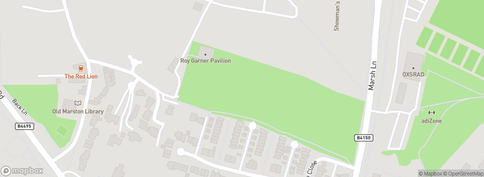 Marston Saints FC Boults Lane - Clubhouse Only
