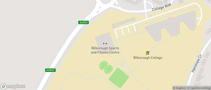 Bilborough Sports Centre