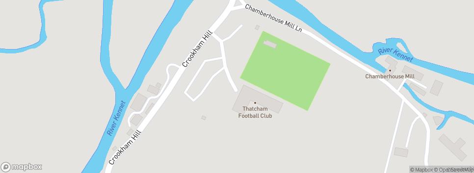 Thatcham Town Football Club Stacatruc Stadium
