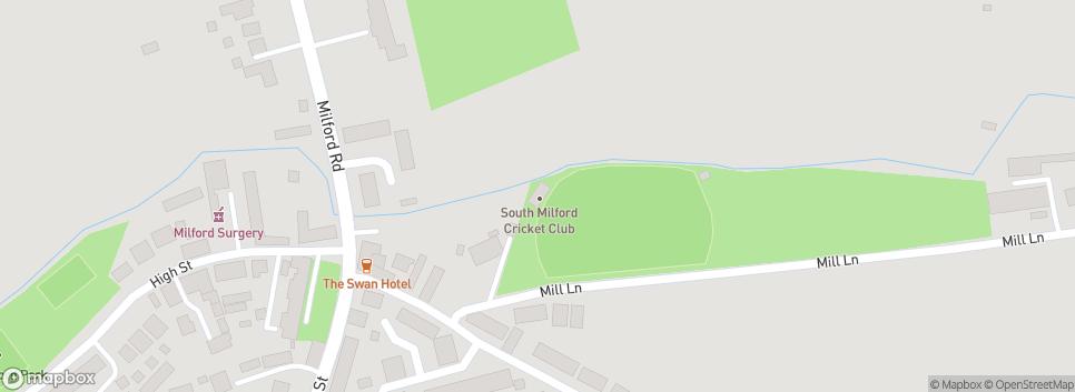 South Milford Cricket Club Swan Croft