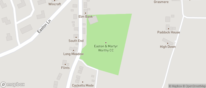 Easton Village Cricket Ground