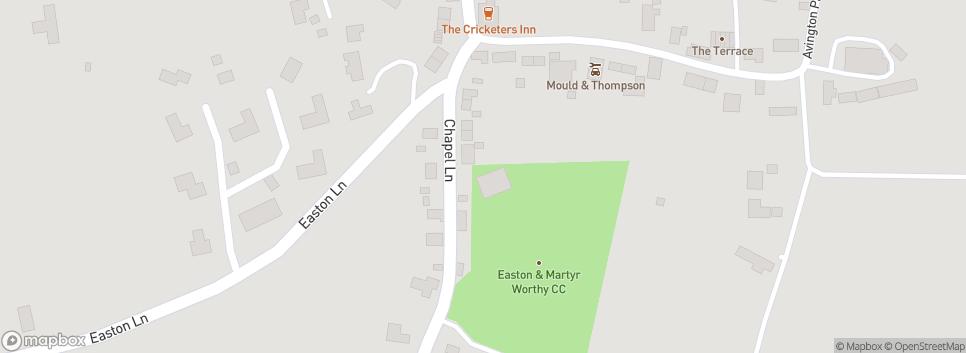 EMWCC David Roth Memorial Cricket Ground