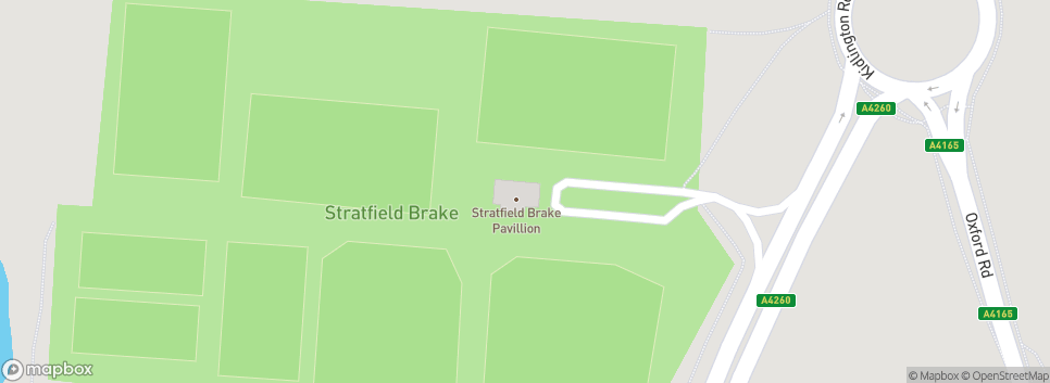 Kidlington CC Stratfield Brake