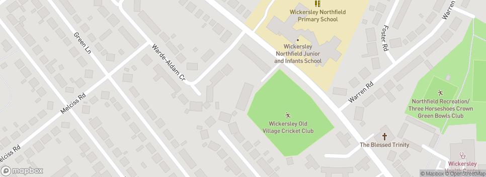 Wickersley Old Village Cricket Club Northfield Lane