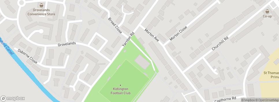 Kidlington Football Club Kidington Football Club