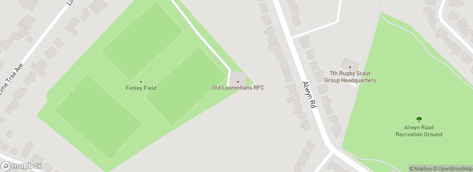 Old Laurentian Mini and Juniors RFC Lime Tree Avenue