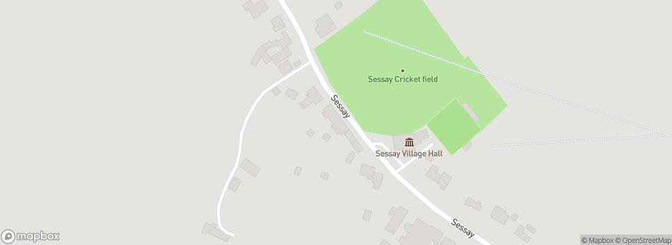 Sessay CC Oval View