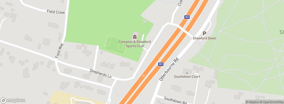 Compton & Shawford Lawn Tennis Club Shepherds Lane