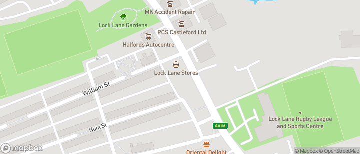 Lock Lane Centurions