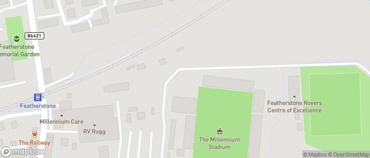 LD Nutrition Stadium