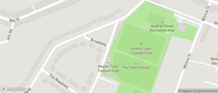 Heanor Town [The Town Ground]