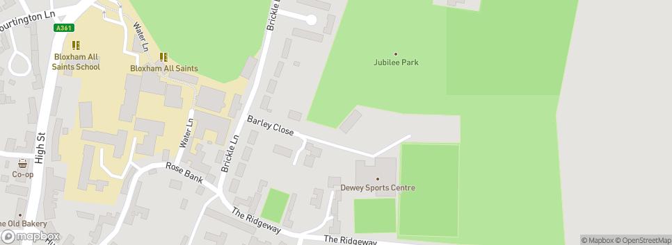 Bloxham FC Jubilee Park
