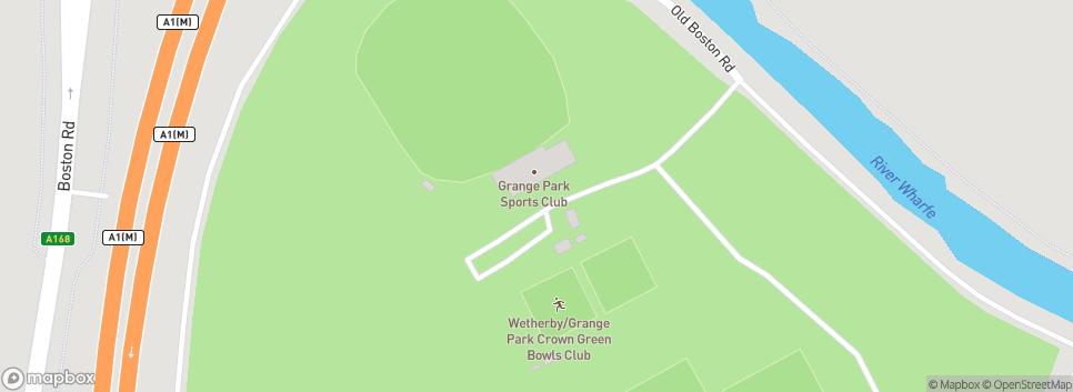 Wetherby Cricket Club Grange Park Sports Club, Wetherby Grange Park