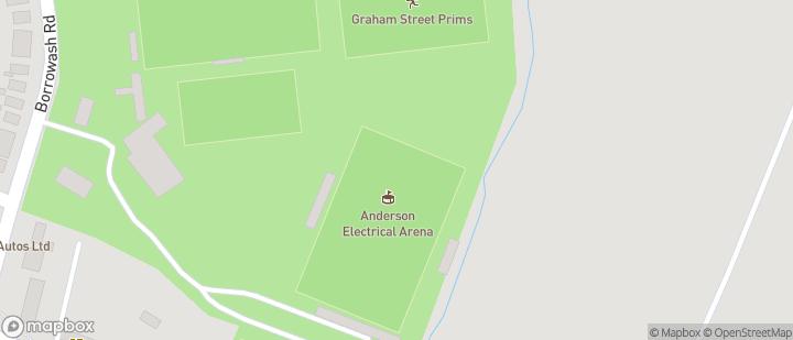 Borrowash Victoria [Anderson Electrical Arena]
