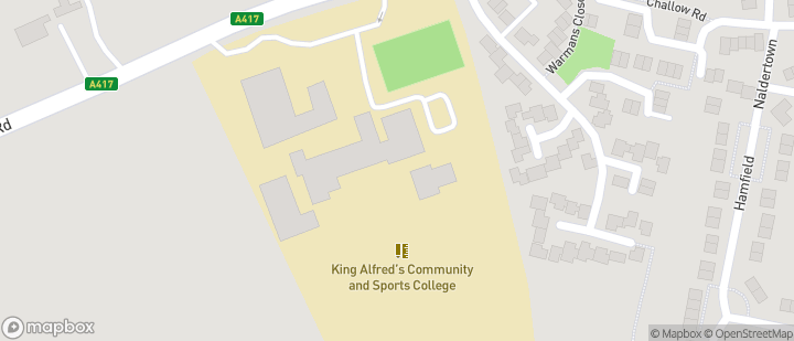 King Alfred's AcademyWest Site
