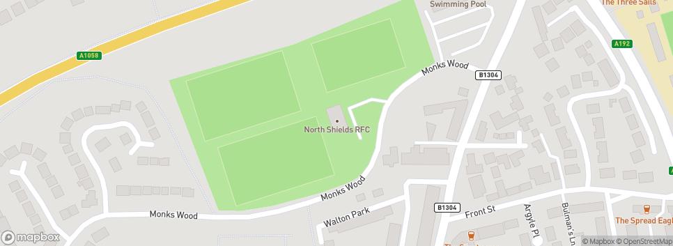 NORTH SHIELDS RFC Preston Playing Fields