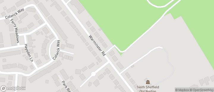 Sheffield Uni (WARMINSTER ROAD)