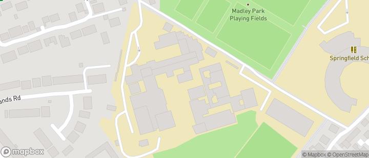 Wood Green School Witney