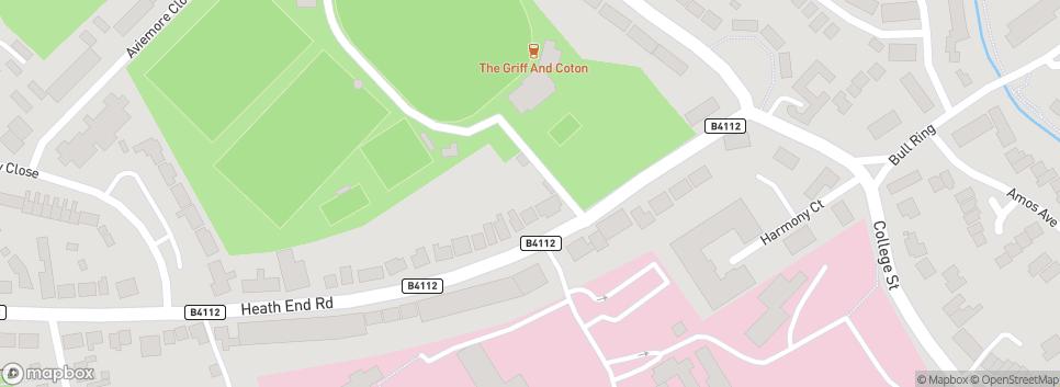 Manor Park RFC  Griff & Coton