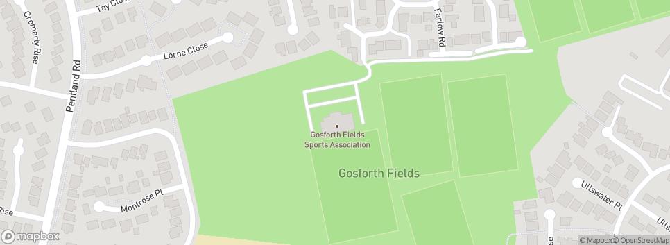 Dronfield Rugby Club Gosforth Fields