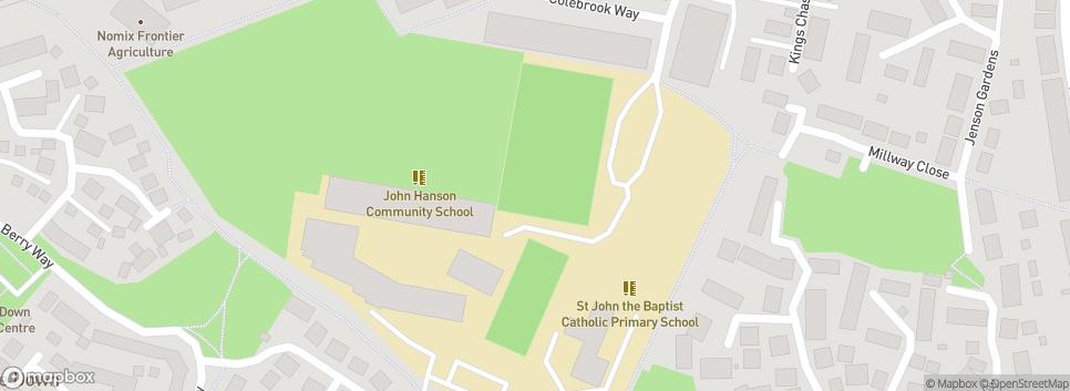 Andover Hockey Club John Hanson School (Pitch)