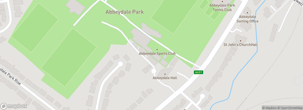 SHEFFIELD RUFC - 1902 Abbeydale Park