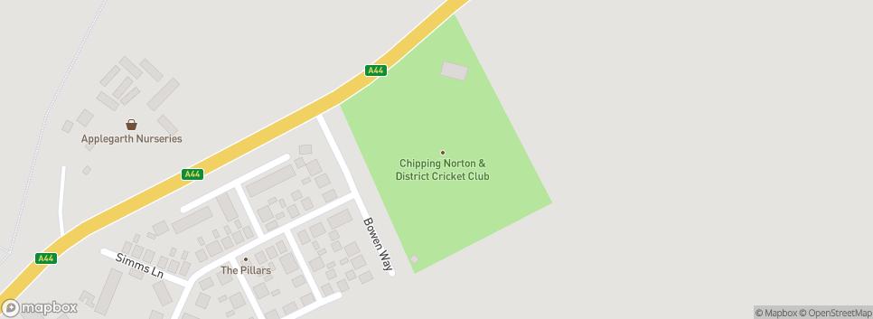 Chipping Norton & District C.C. CNDCC