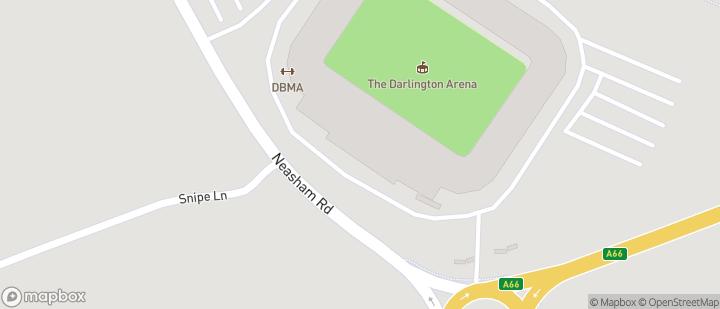 Northern Echo Arena