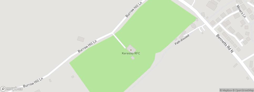 Keresley RFC John E. Radford Fields