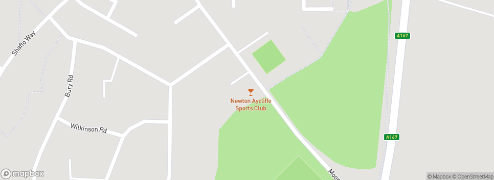 Newton Aycliffe FC Newton Aycliffe Sports Club