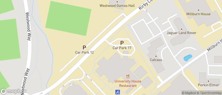 University of Warwick - Sand Based