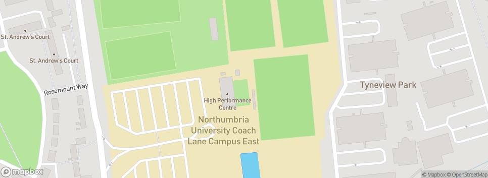 Newcastle Hockey Club Northumbria University Sports Centre