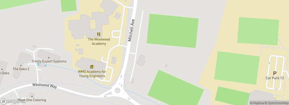 Earlsdon RFC Mitchell Avenue