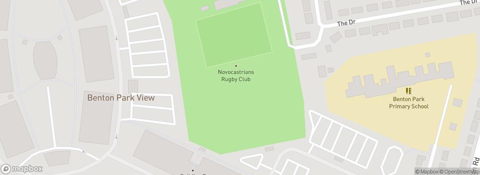 Novocastrians RFC Sutherland Park