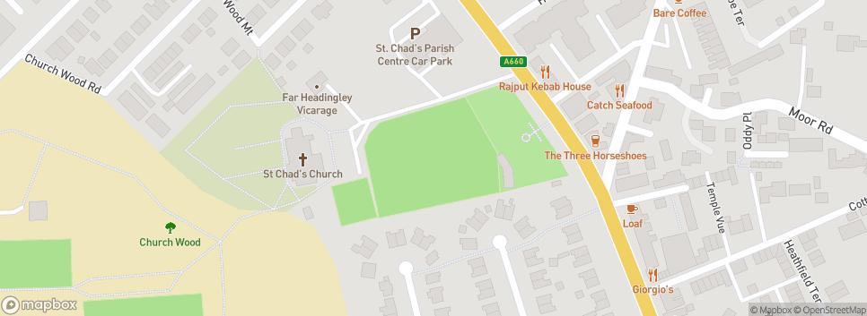 St Chad's Broomfield Cricket Club Otley Road