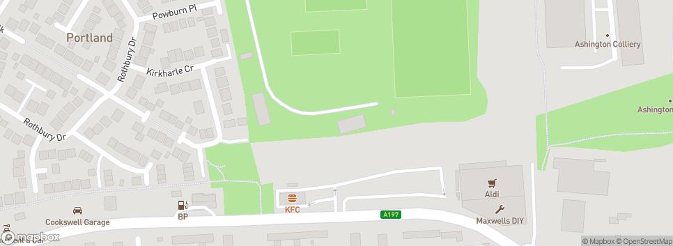 ASHINGTON JW RFC Recreation Ground