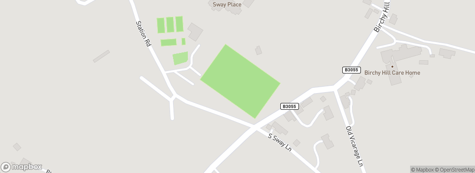 Sway Junior Football Club Station Road