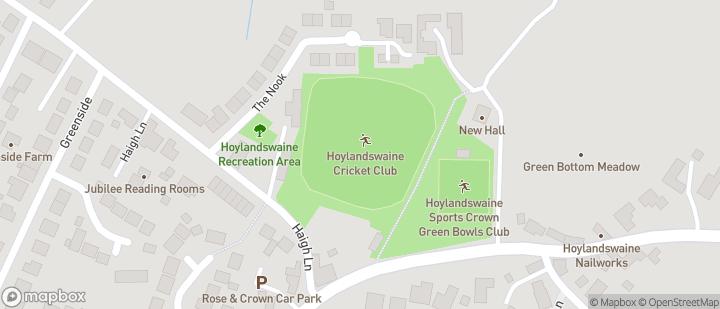 Hoylandswaine