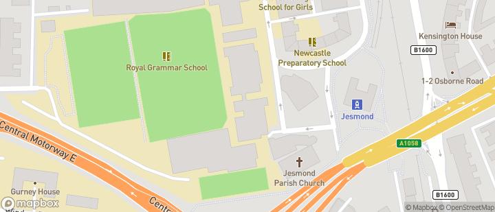 Newcastle Royal Grammar School