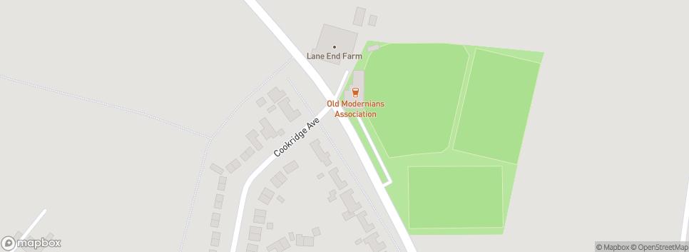 Leeds Modernians RUFC Cookridge Lane