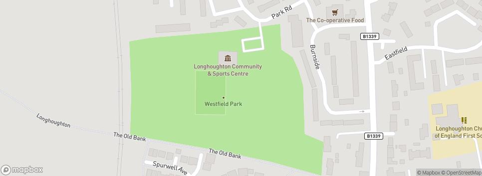 Longhoughton Rangers FC Westfield Park